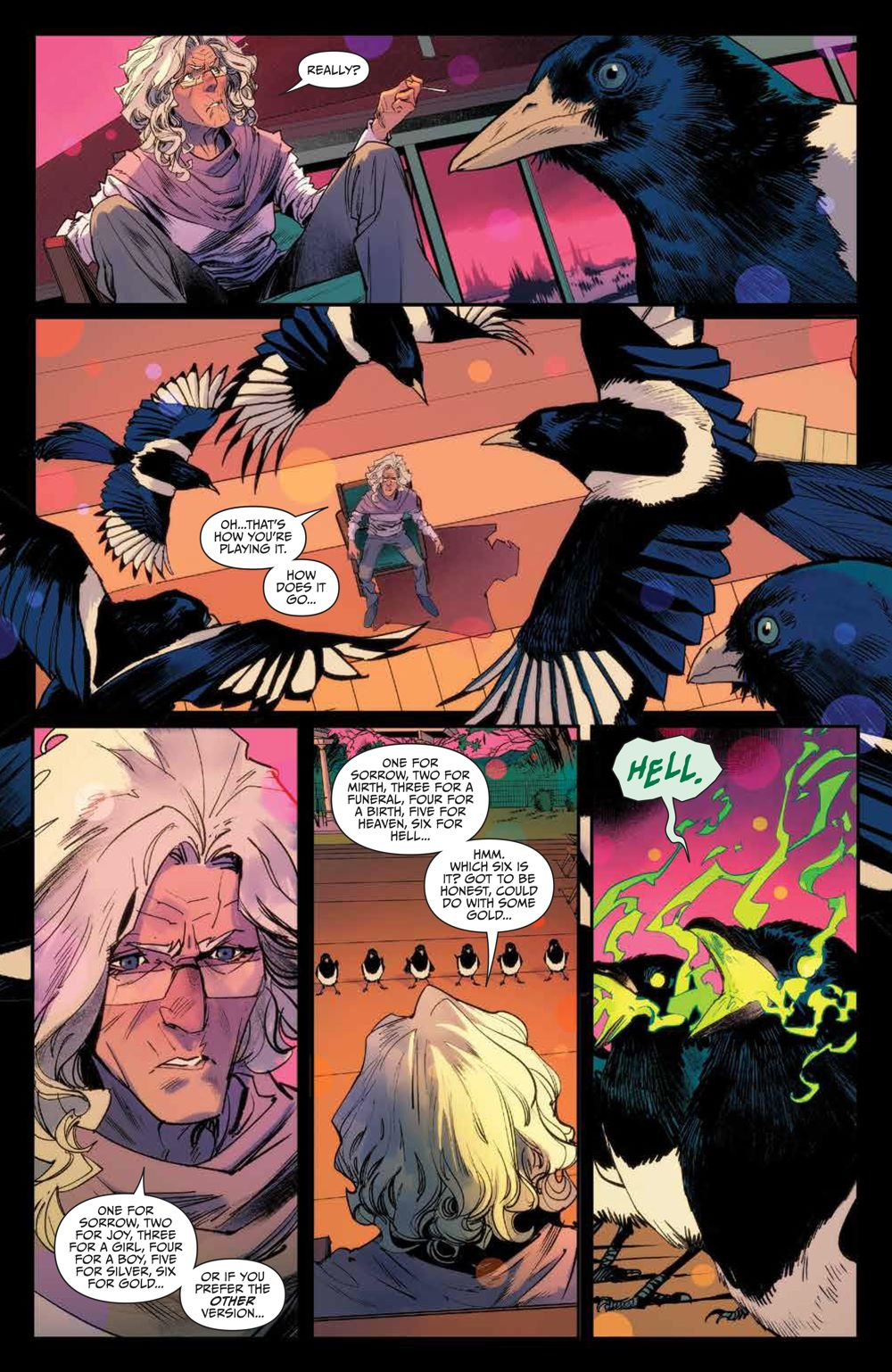 OnceFuture_v3_SC_PRESS_8 ComicList Previews: ONCE AND FUTURE VOLUME 3 THE PARLIAMENT OF MAGPIES TP