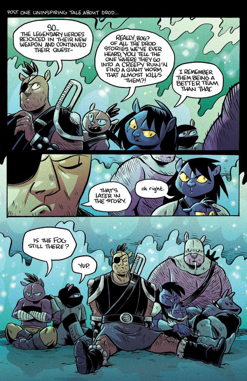 Orcs_006_PRESS_3 ComicList Previews: ORCS #6 (OF 6)