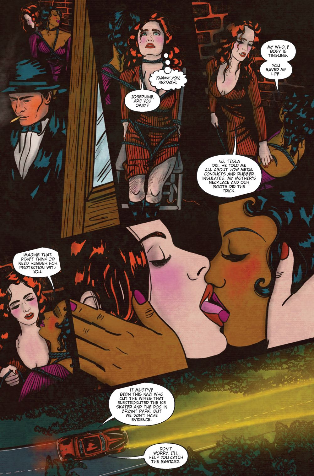 Pages-from-Binder3_Page_2 ComicList Previews: MINKY WOODCOCK THE GIRL WHO ELECTRIFIED TESLA #4