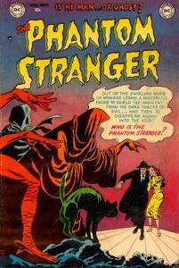 Phantom-Stranger-1-1952-201x300 Spotlight on the Phantom Stranger