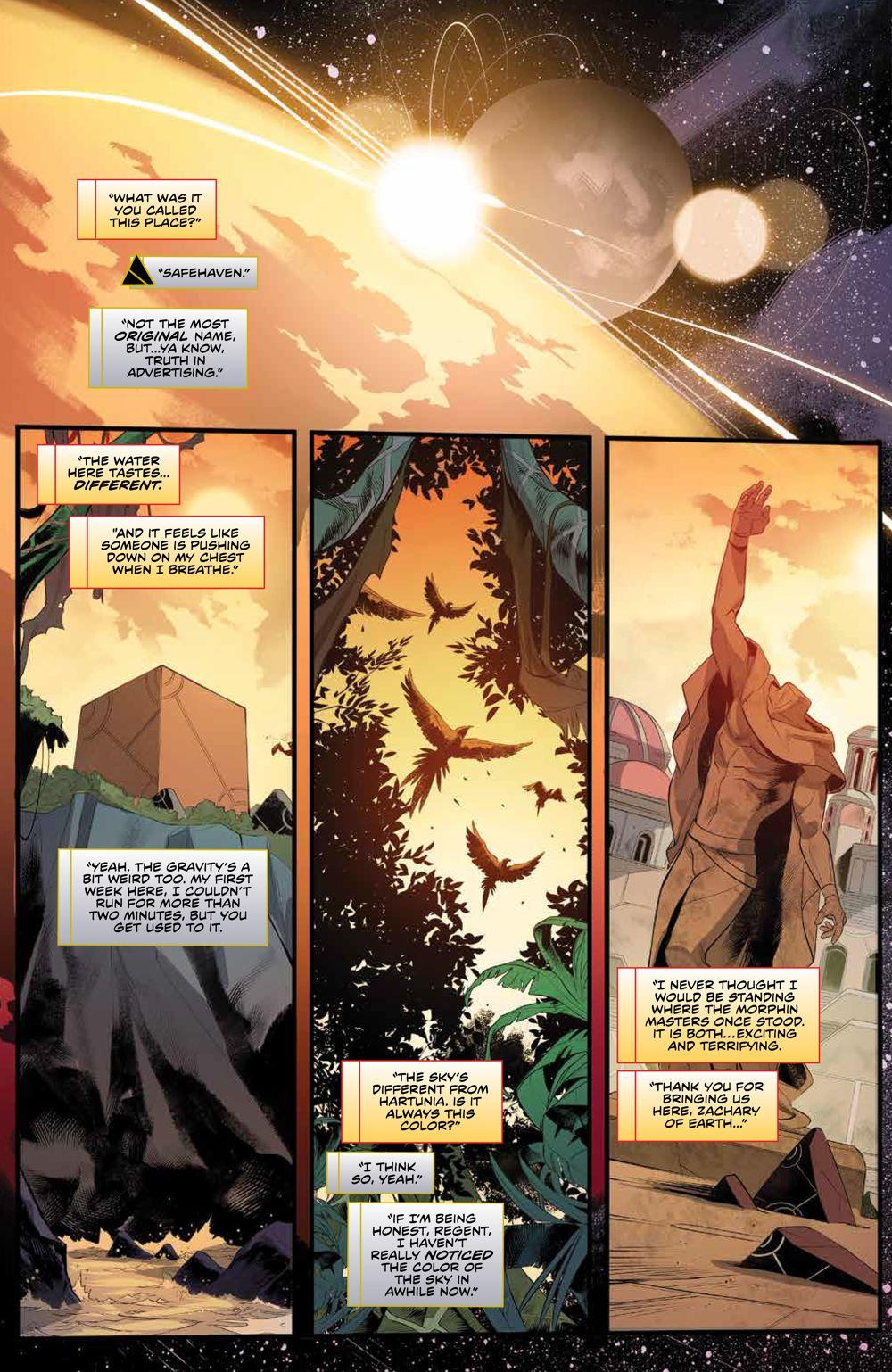 PowerRangers_009_PRESS_3 ComicList Previews: POWER RANGERS #9