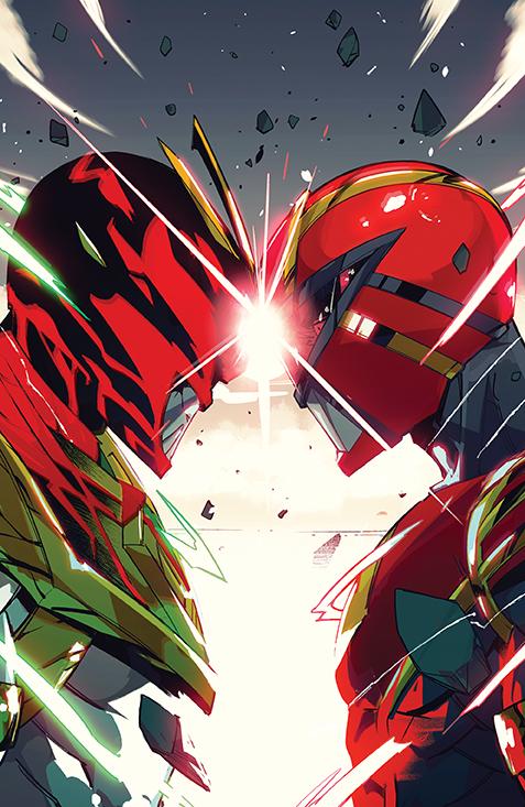 PowerRangers_012_Cover_B_Legacy BOOM! Studios October 2021 Solicitations