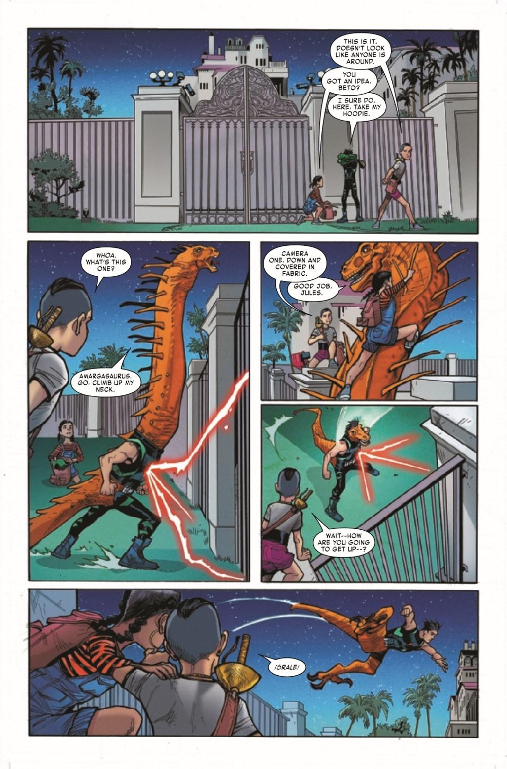 REPTIL2021003_Preview-3 ComicList Previews: REPTIL #3 (OF 4)