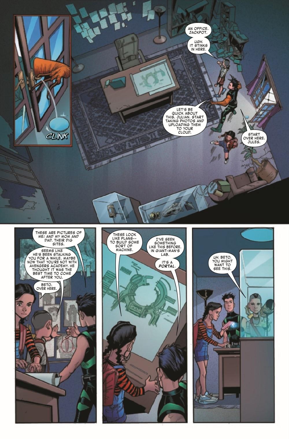 REPTIL2021003_Preview-5 ComicList Previews: REPTIL #3 (OF 4)