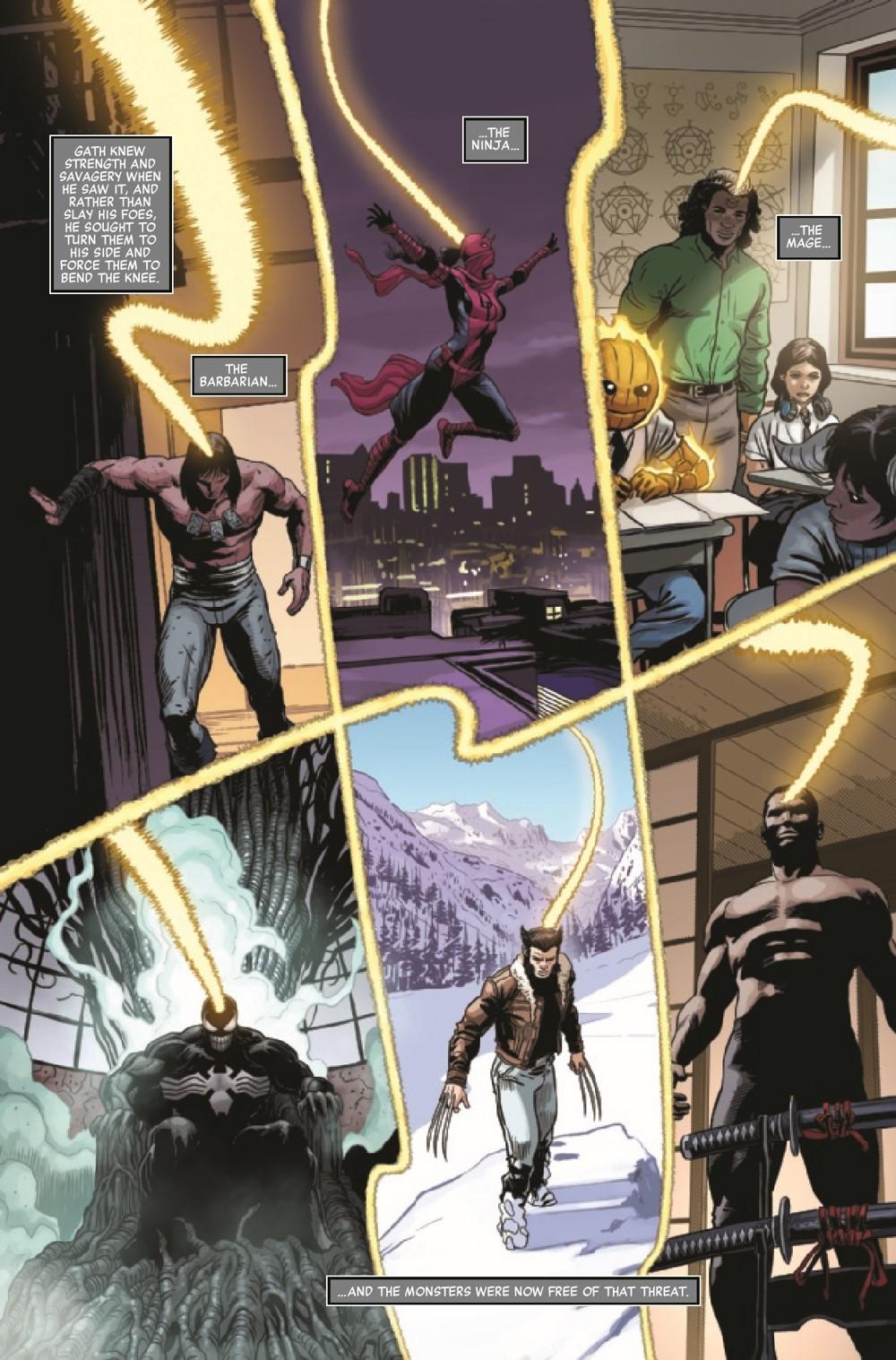 SAVAVEN2019023_Preview-4 ComicList Previews: SAVAGE AVENGERS #23
