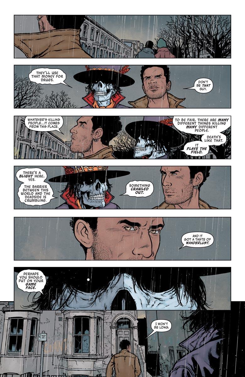 SHADOWMAN_4_PREVIEW_2 ComicList Previews: SHADOWMAN #4