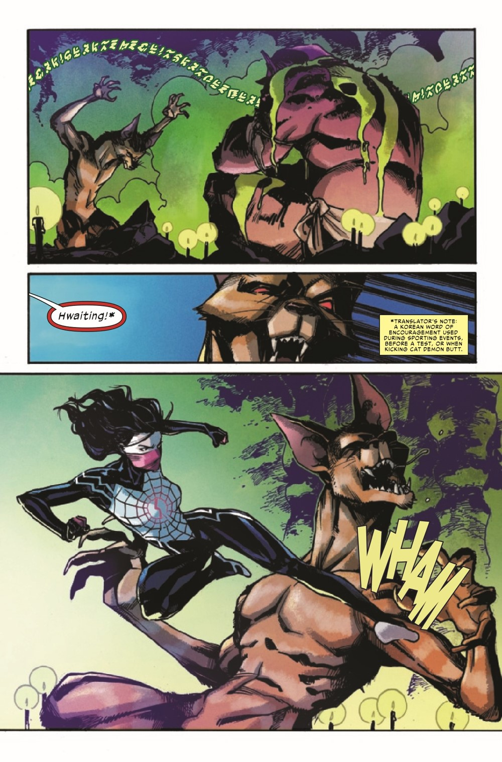 SILK2021005_Preview-5 ComicList Previews: SILK #5 (OF 5)