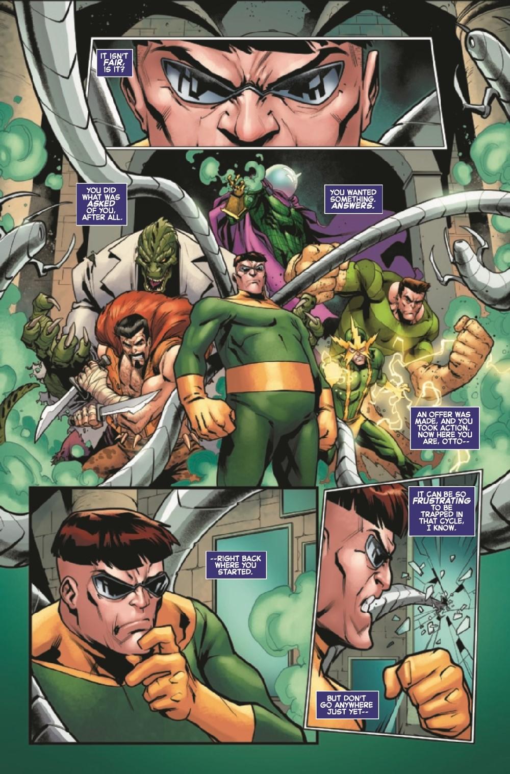SINISTERWAR2021002_Preview-3 ComicList Previews: SINISTER WAR #2 (OF 4)