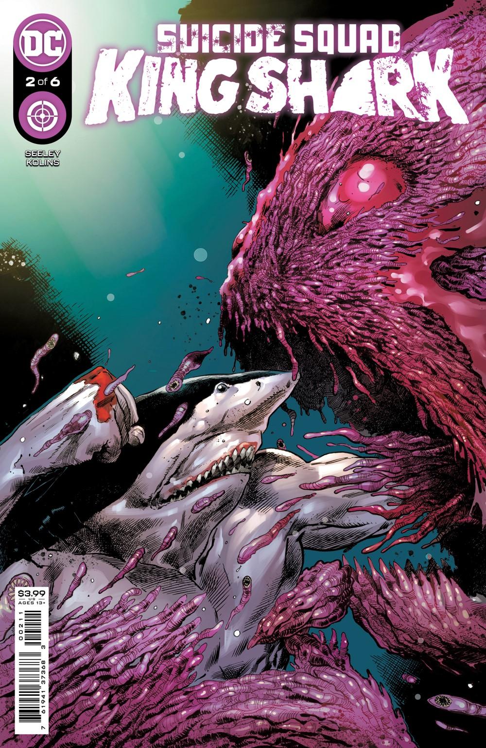 SSKS_Cv2_00211 DC Comics October 2021 Solicitations