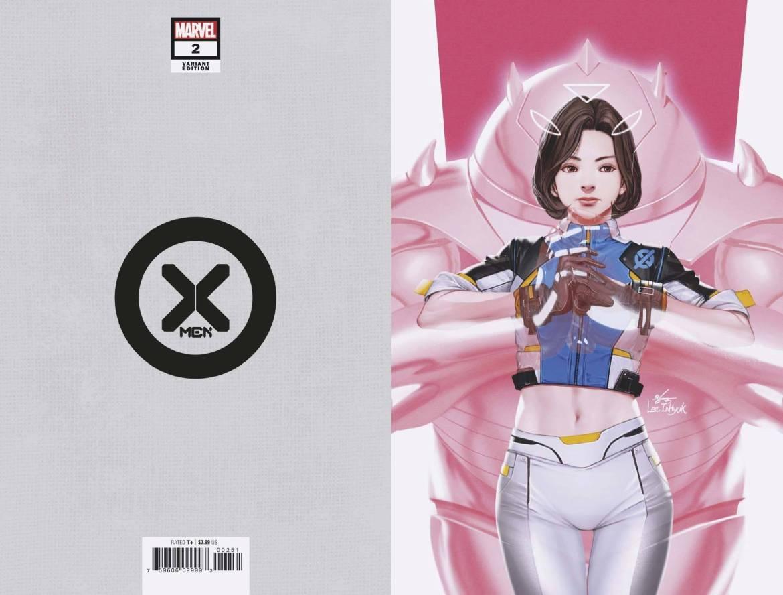 STL197451 ComicList: Marvel Comics New Releases for 08/04/2021