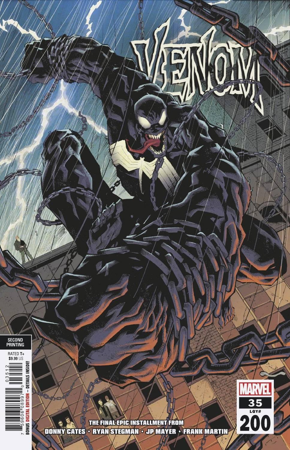 STL201752 ComicList: Marvel Comics New Releases for 08/04/2021