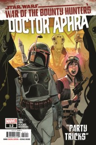STWAPHRA2020012_Preview-1-198x300 ComicList Previews: STAR WARS DOCTOR APHRA #12
