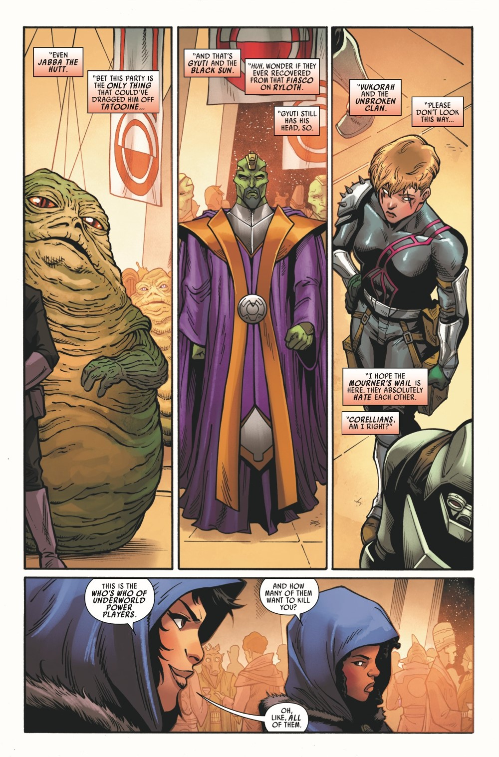 STWAPHRA2020012_Preview-4 ComicList Previews: STAR WARS DOCTOR APHRA #12
