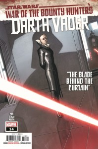 STWVADER2020014_Preview-1-198x300 ComicList Previews: STAR WARS DARTH VADER #14