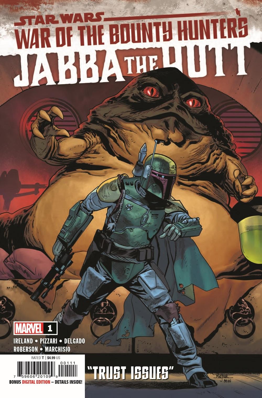 STWWAROTBHJABBAT2021001_Preview-1 ComicList Previews: STAR WARS WAR OF THE BOUNTY HUNTERS JABBA THE HUTT #1