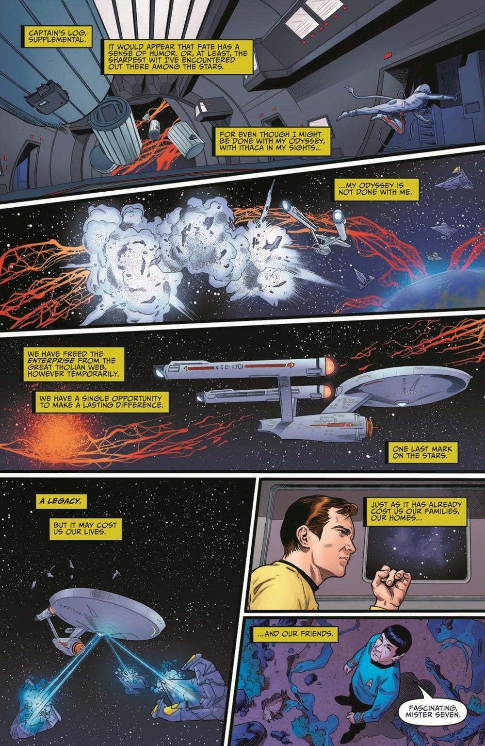 ST_YearFive23-pr-6 ComicList Previews: STAR TREK YEAR FIVE #23