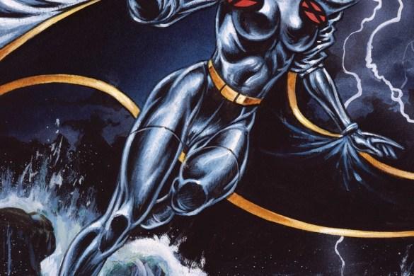 SWORD2020009_MP_VAR Joe Jusko masters the art of Marvel Masterpieces trading card illustrations