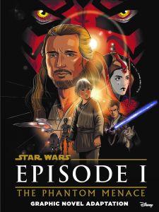 SW_The-Phantom-Menace_Cover-225x300 ComicList Previews: STAR WARS THE PHANTOM MENACE GRAPHIC NOVEL ADAPTATION GN
