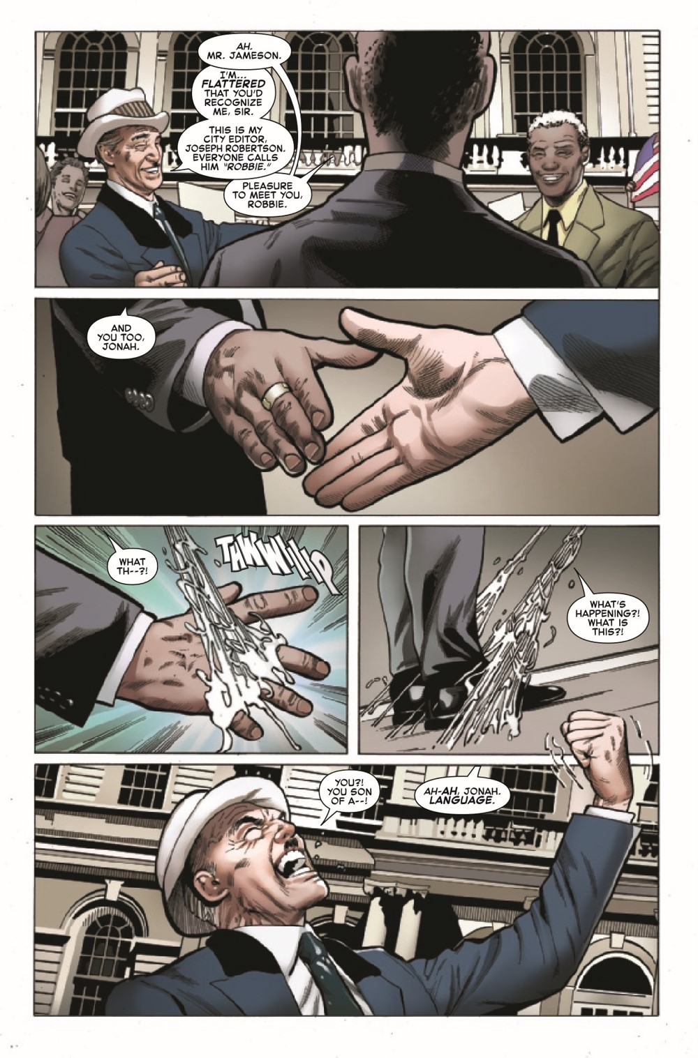 SYMBIOTESMCR2021001_Preview-4 ComicList Previews: SYMBIOTE SPIDER-MAN CROSSROADS #1 (OF 5)