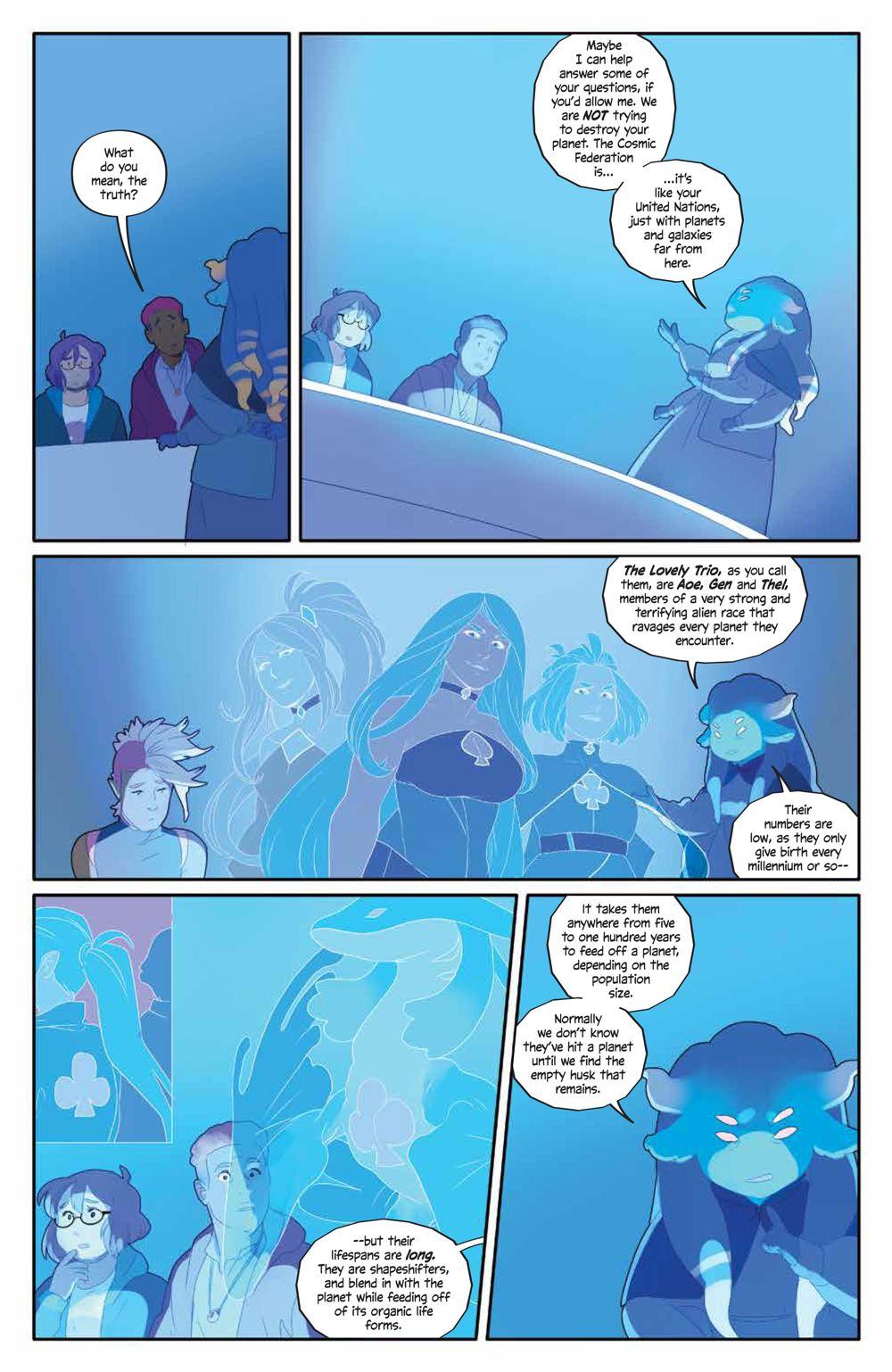 SaveYourself_002_PRESS_8 ComicList Previews: SAVE YOURSELF #2 (OF 4)