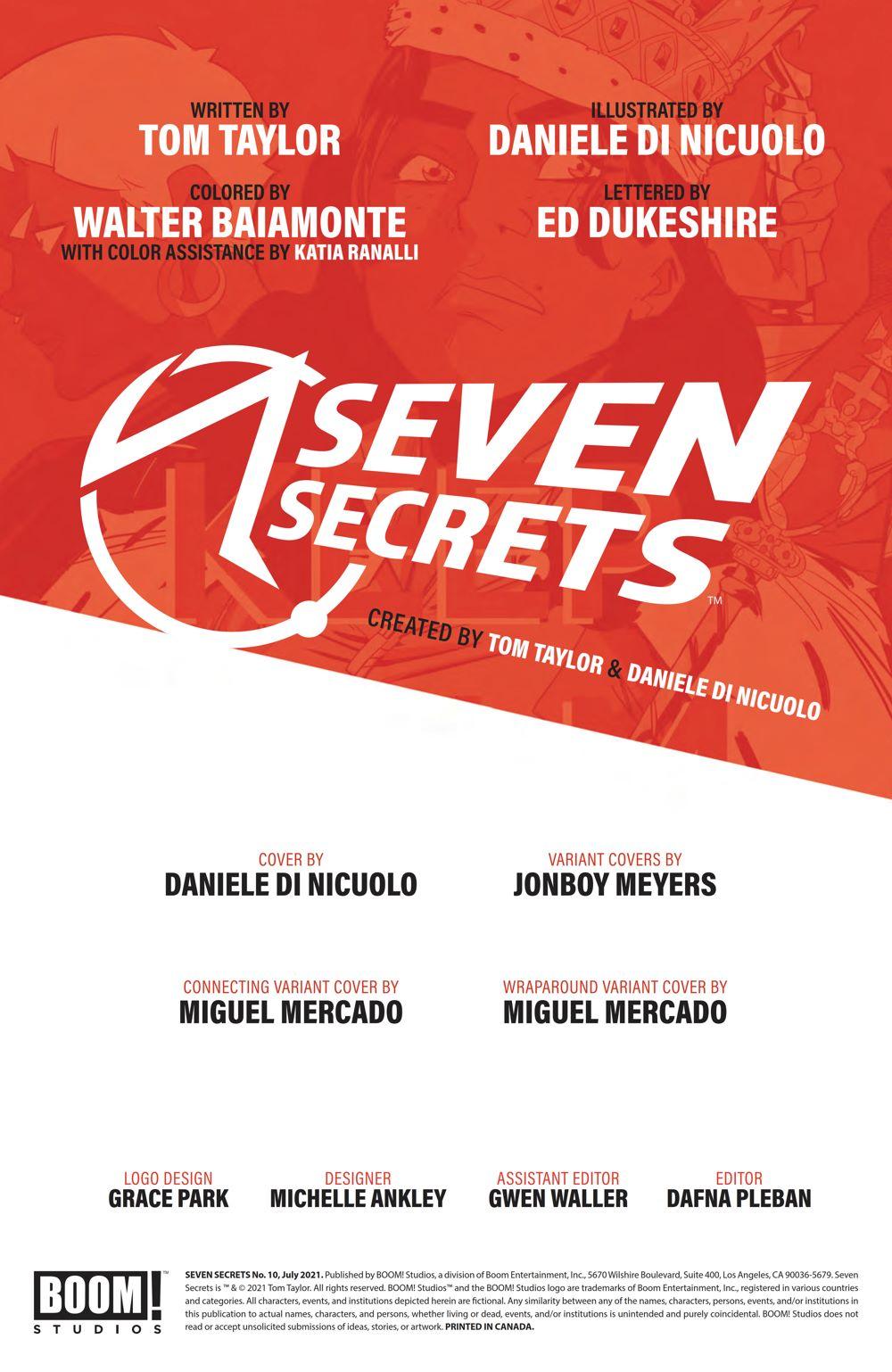 SevenSecrets_010_PRESS_2 ComicList Previews: SEVEN SECRETS #10