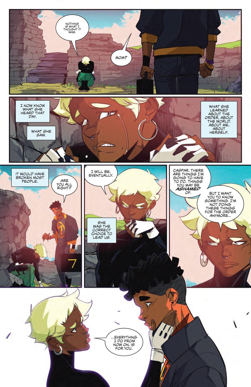 SevenSecrets_010_PRESS_5 ComicList Previews: SEVEN SECRETS #10