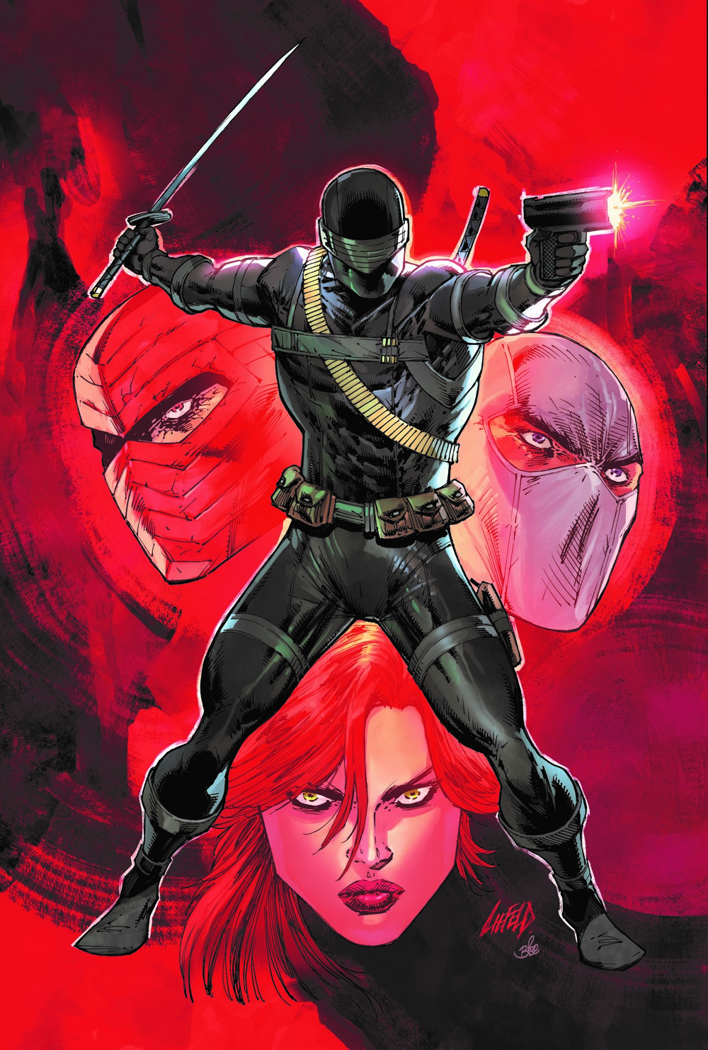 SnakeEyes_DG_TPB-2 IDW Publishing October 2021 Solicitations