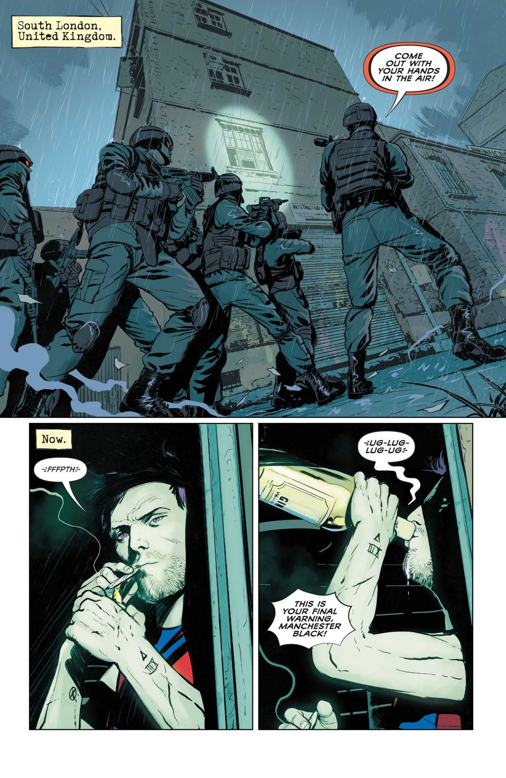 Superman-and-the-Authority-1-8_60ee5ffd1b0619.46907479 ComicList Previews: SUPERMAN AND THE AUTHORITY #1 (OF 4)