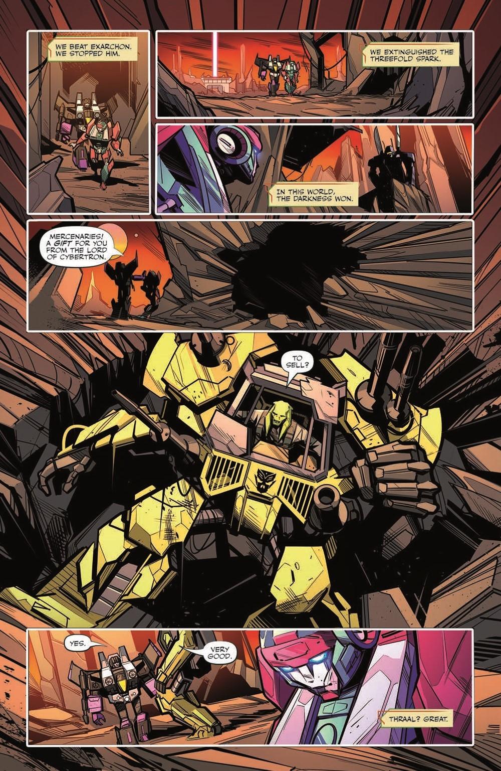 TF32-pr-5 ComicList Previews: TRANSFORMERS #32