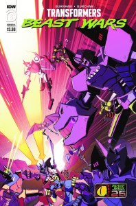 TFBW06-Cover-A-198x300 ComicList Previews: TRANSFORMERS BEAST WARS #6