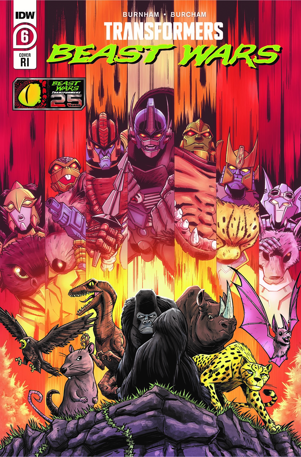 TFBW06-Cover-RI ComicList: IDW Publishing New Releases for 07/28/2021