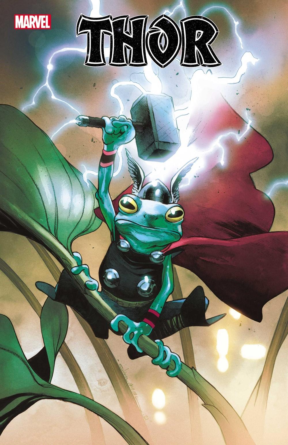 THOR2020018_cvr Marvel Comics October 2021 Solicitations