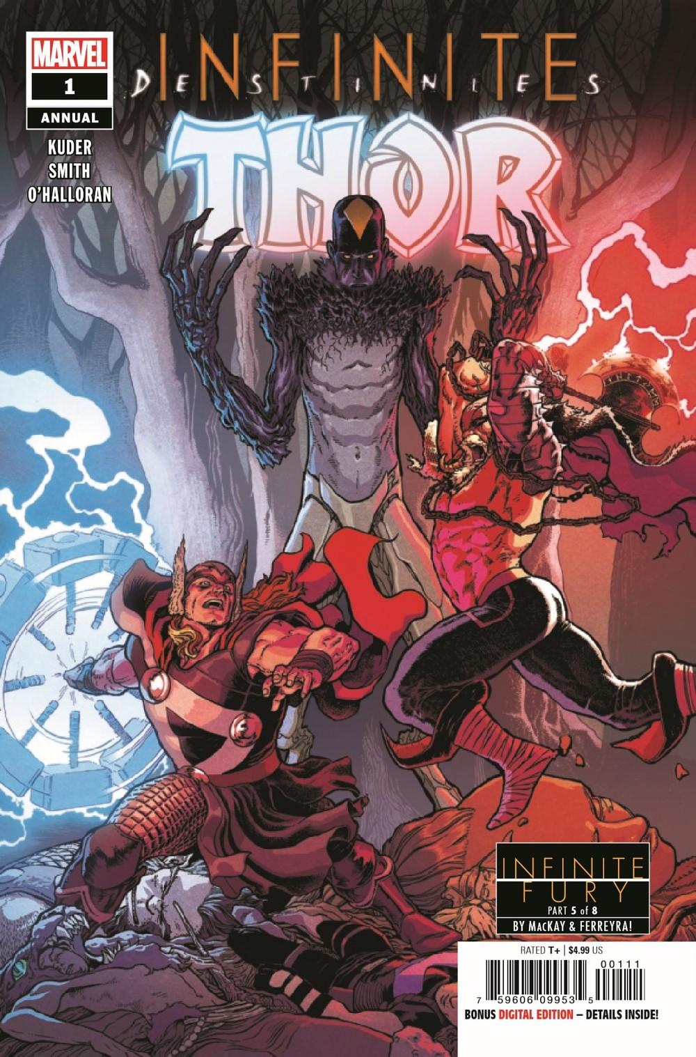 THORANN2021001_Preview-1 ComicList Previews: THOR ANNUAL #1