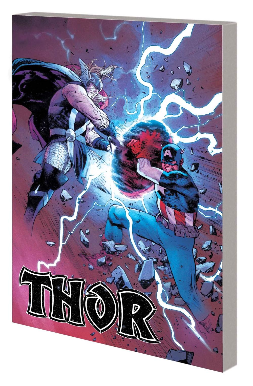THOR_DC_VOL_3_TPB Marvel Comics October 2021 Solicitations