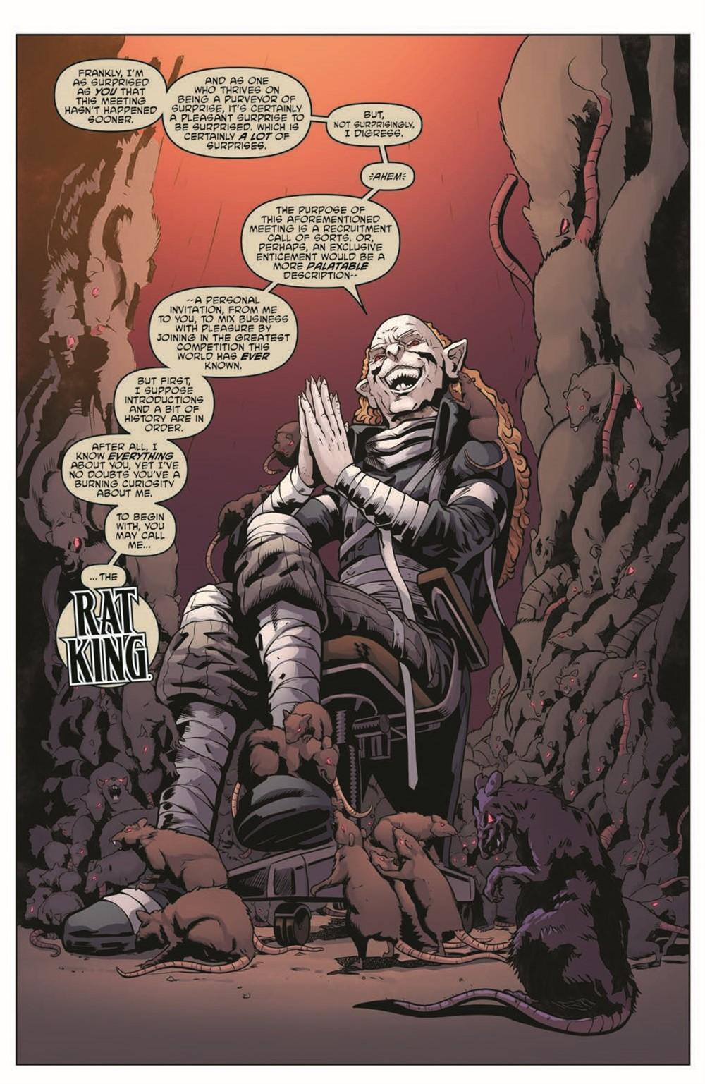 TMNT-Annual2021_pr-3 ComicList Previews: TEENAGE MUTANT NINJA TURTLES ANNUAL 2021