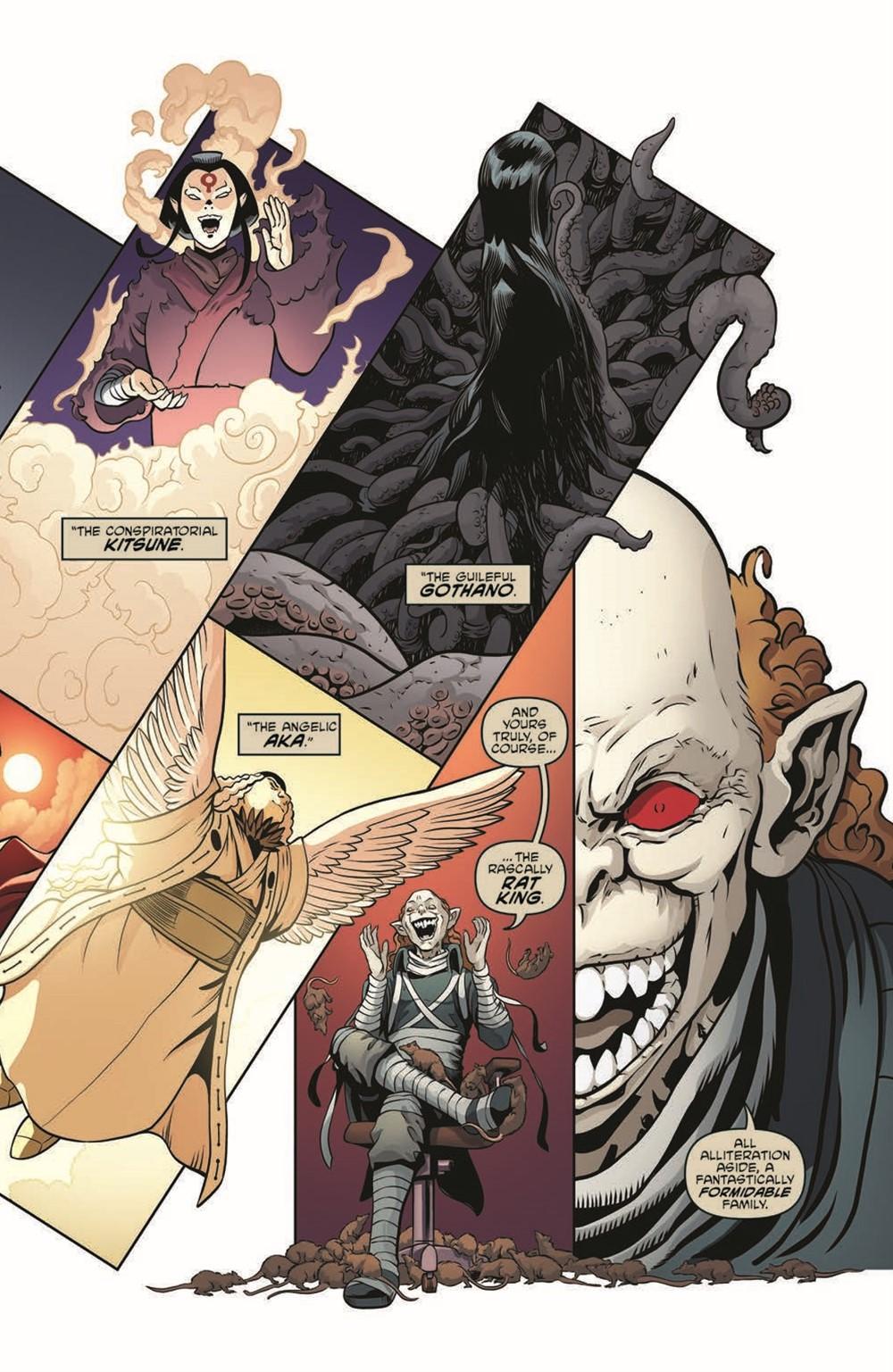 TMNT-Annual2021_pr-5 ComicList Previews: TEENAGE MUTANT NINJA TURTLES ANNUAL 2021