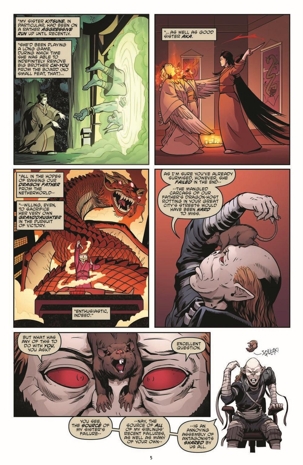 TMNT-Annual2021_pr-7 ComicList Previews: TEENAGE MUTANT NINJA TURTLES ANNUAL 2021