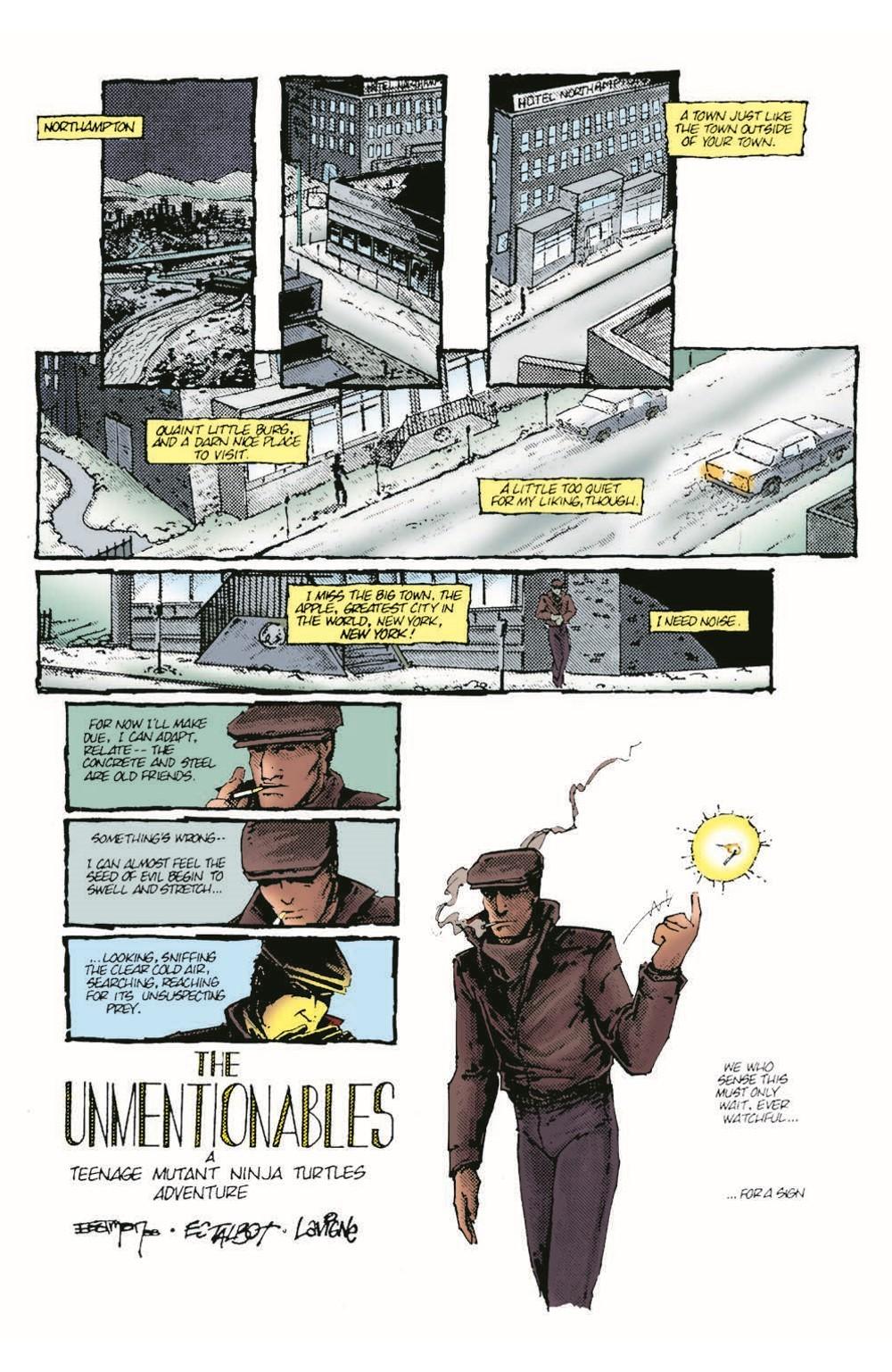 TMNT-Bestof-Casey_pr-4 ComicList Previews: TEENAGE MUTANT NINJA TURTLES BEST OF CASEY JONES #1