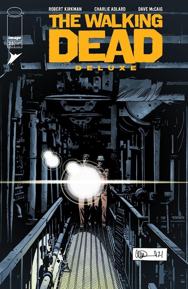 TheWalkingDeadDeluxe_25c_adlard Image Comics October 2021 Solicitations