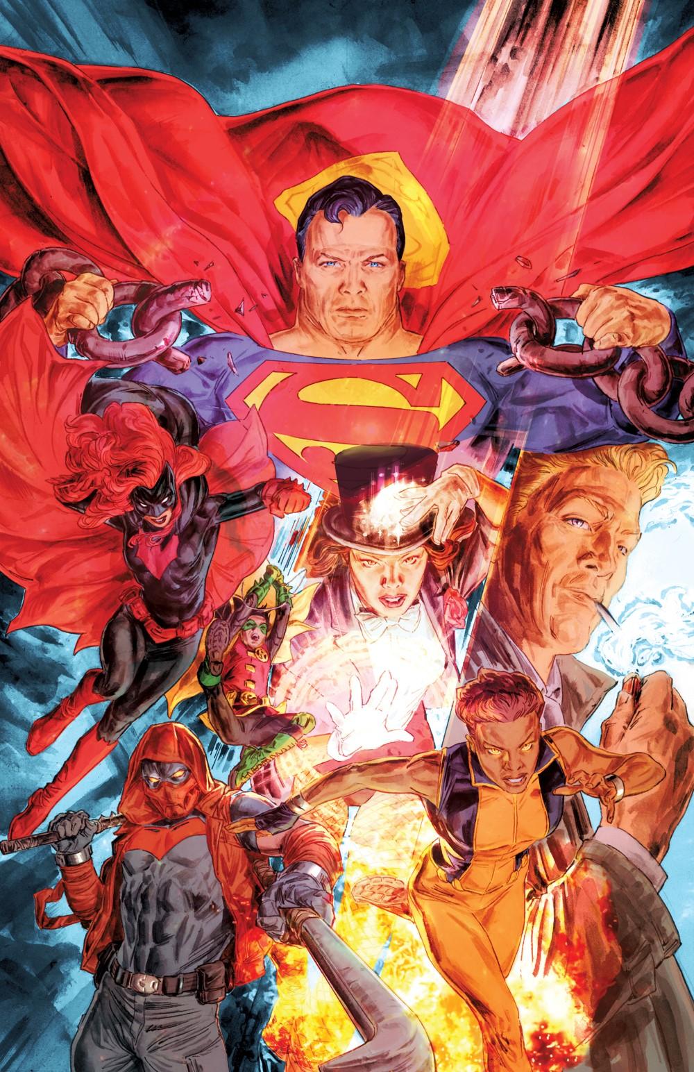 TruthJustice-Trade-Cover_NFC DC Comics October 2021 Solicitations