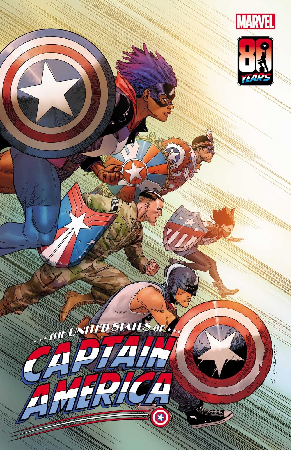 USOFCAP2021005_Yu-Variant-Cov-1 Marvel Comics October 2021 Solicitations