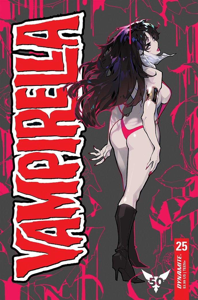 Vampi-25-25031-C-Besch Dynamite Entertainment October 2021 Solicitations