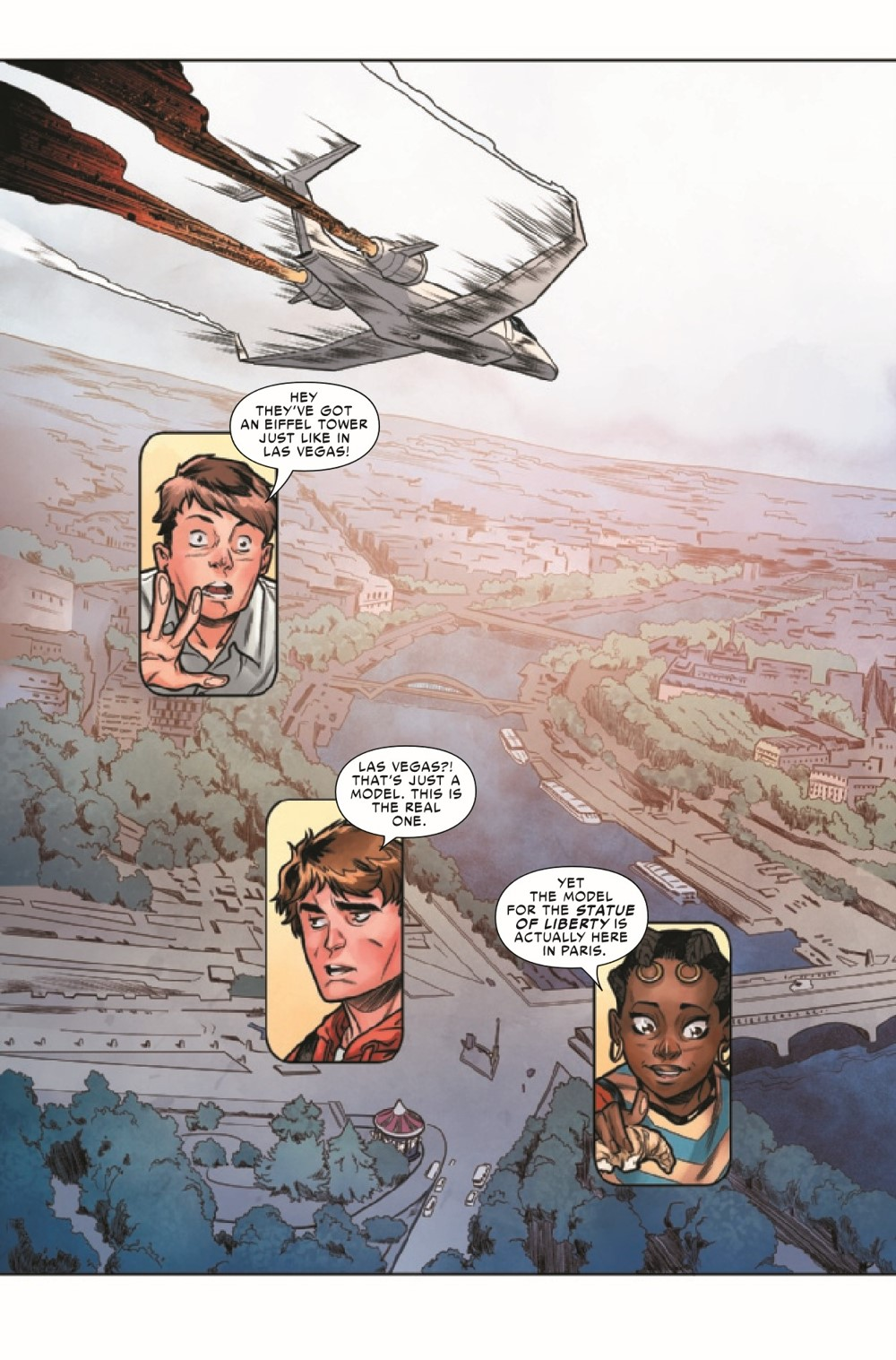 WEBOFSM2020003_Preview-6 ComicList Previews: W.E.B. OF SPIDER-MAN #3 (OF 5)