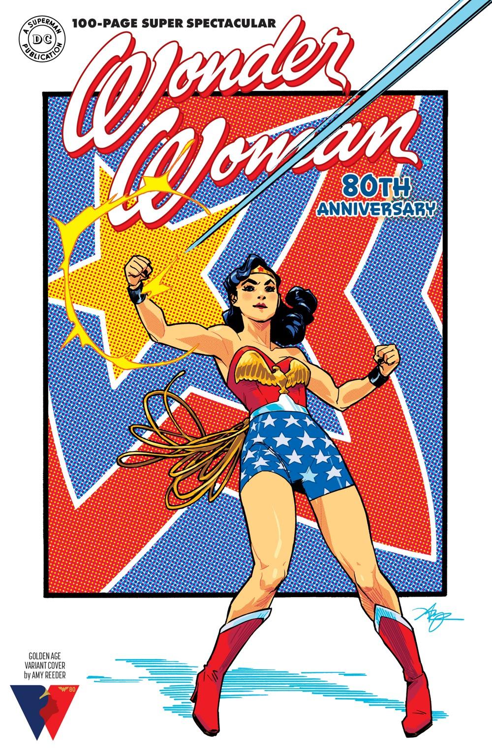WW80THANN_Cv1_Gldn_Age_var_00161 DC Comics October 2021 Solicitations