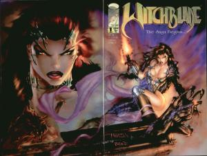 Witchblade-1-300x227 Hottest Comics for 7/15: Black Cat Steals the Top Spot