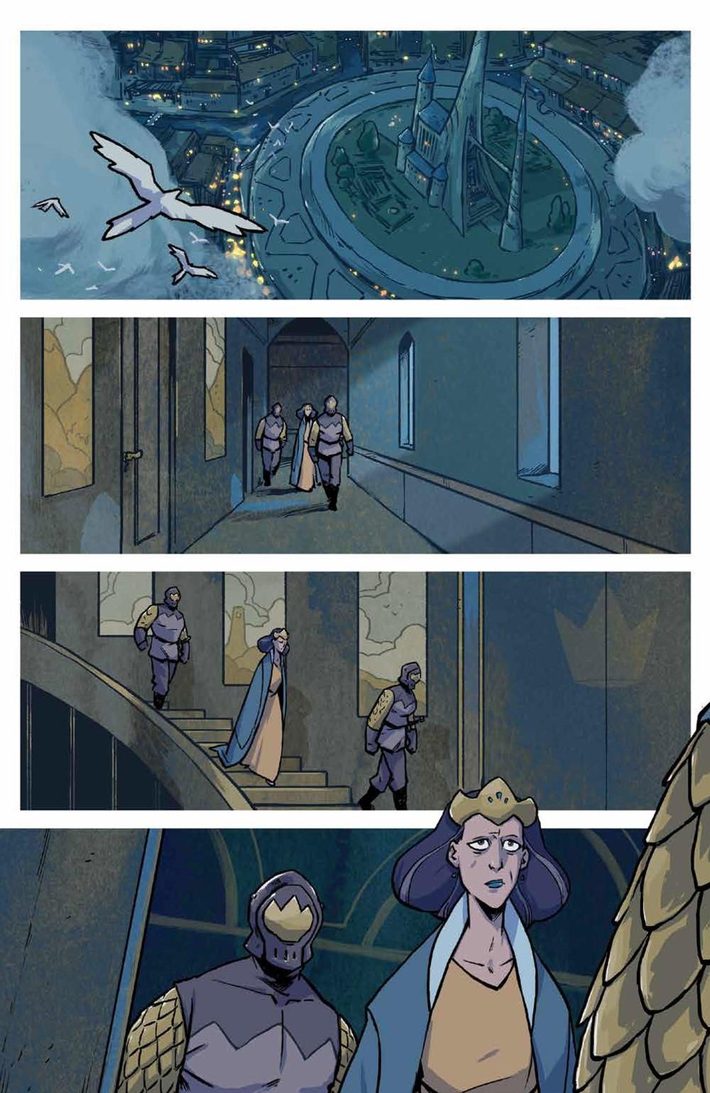Wynd_009_PRESS_3 ComicList Previews: WYND #9