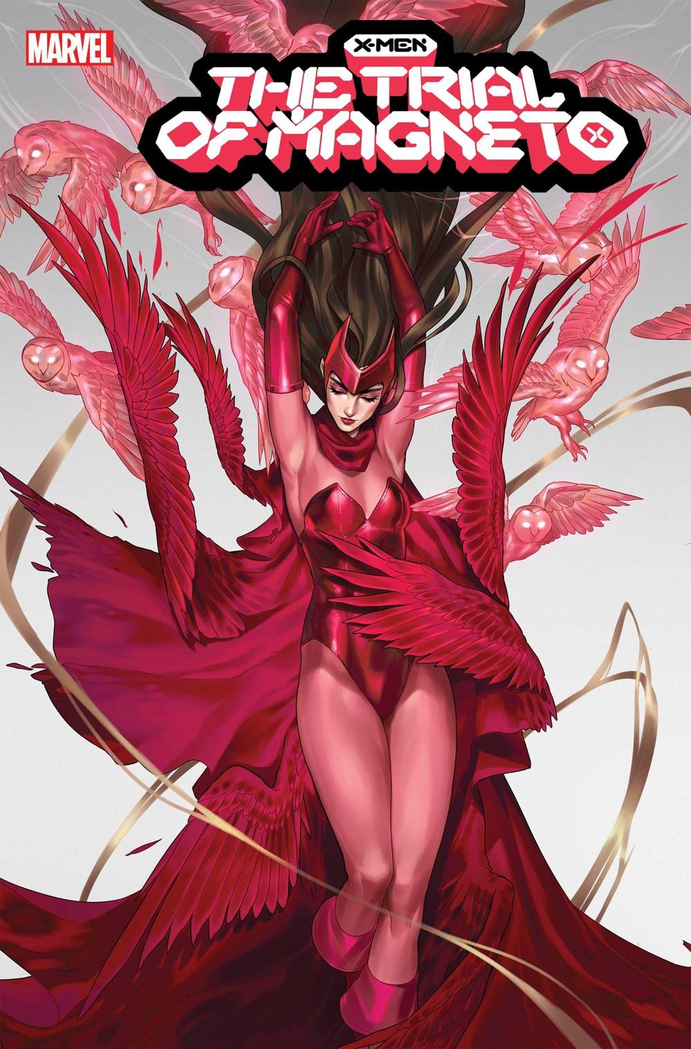XMENTRIAL2021003_Vega Marvel Comics October 2021 Solicitations