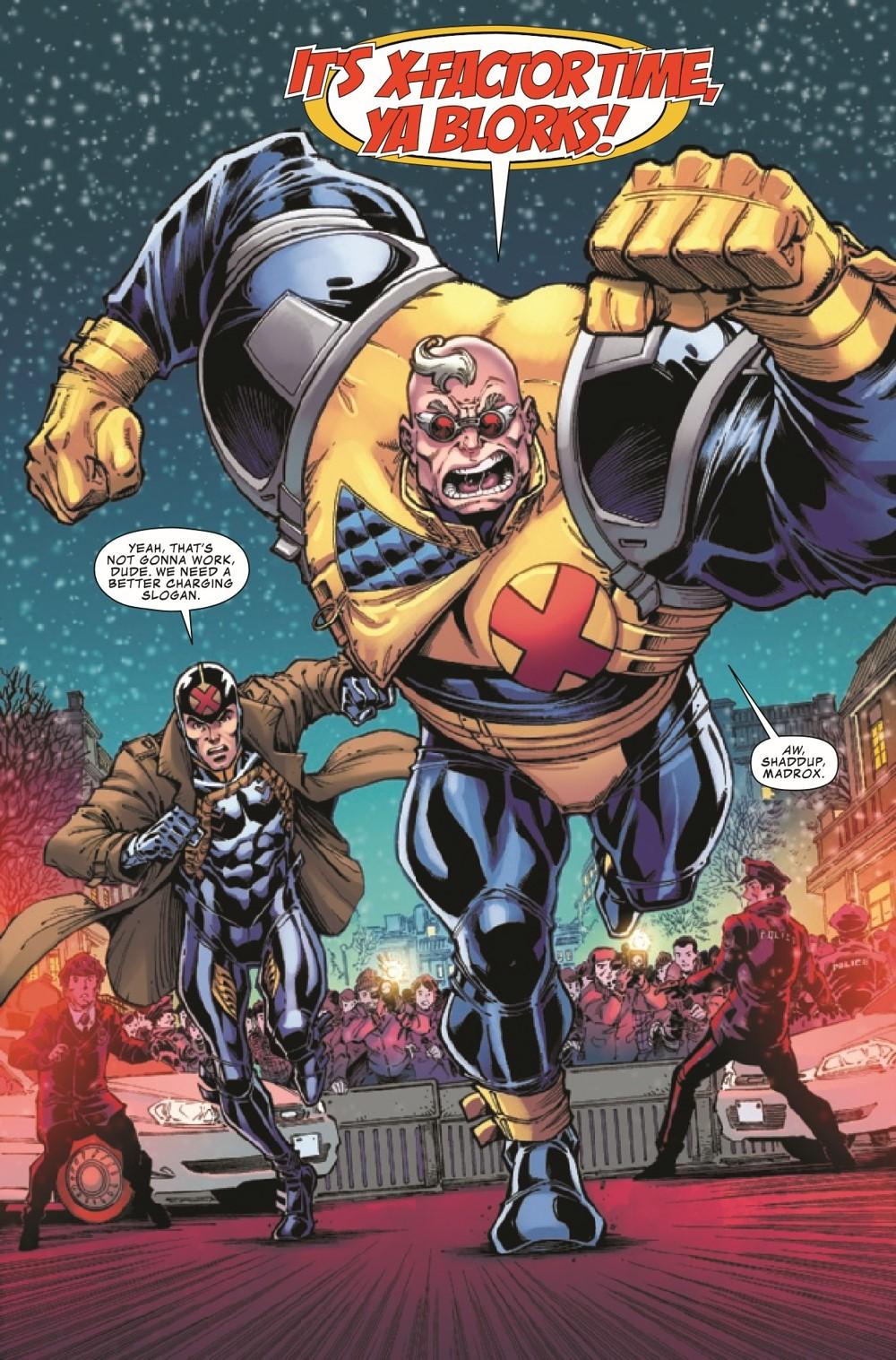 XMLEGENDS2021005_Preview-4 ComicList Previews: X-MEN LEGENDS #5