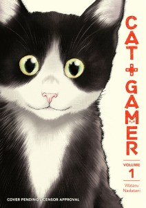 catgamercov-212x300 CAT + GAMER to be published in English in 2022