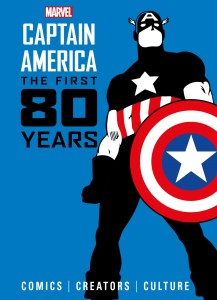 hardcover-217x300 ComicList Previews: MARVEL COMICS CAPTAIN AMERICA THE FIRST 80 YEARS
